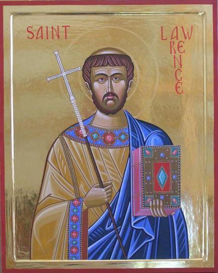 Святитель Лаврентий Кентерберийский, архиепископ