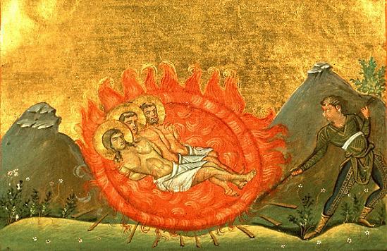 Мученица Фавста (Фауста), мученики Евиласий и Максим