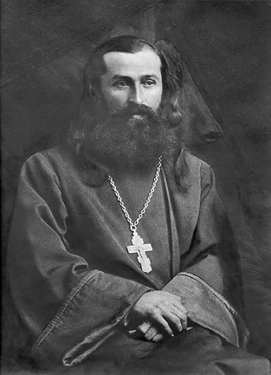 Священномученик Петр Марков