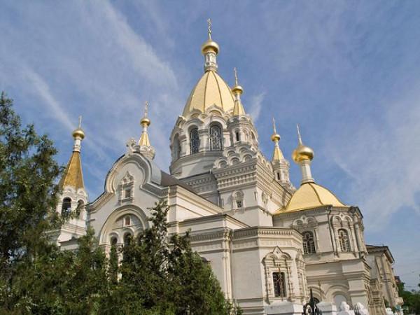 Севастополь сегодня Покровский собор