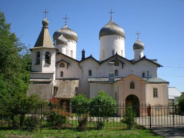 Церковь Филиппа Апостола и Николая Чудотворца - Великий Новгород