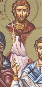 Святой новомученик Николай Псарийский