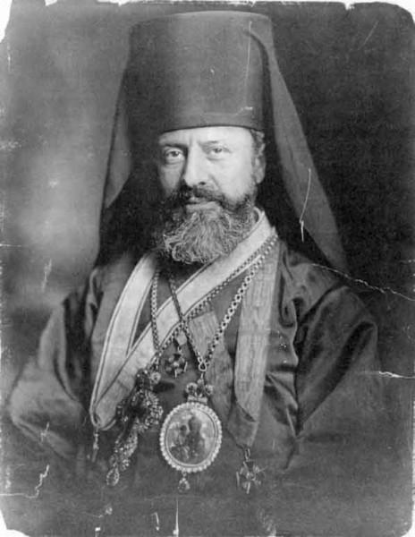 Святитель Рафаил (Ававини Хававини) (Raphael Hawaweeny), епископ Бруклинский
