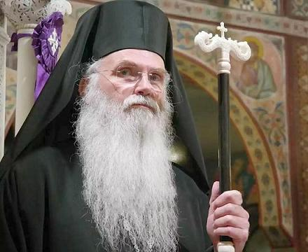 Митрополит Месогейский и Лавреотикийский Николай