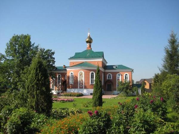 Покровско-Васильевский мужской монастырь - Павловский Посад