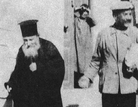 Праведный Николай Планас, иерей Афинский 2