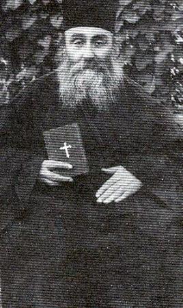 Праведный Николай Планас, иерей Афинский 1