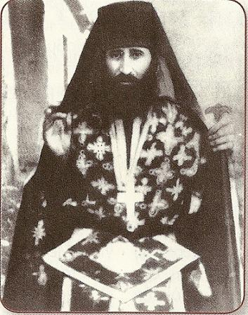 Святой Георгий Карслидис, прозорливый старец (4-17 ноября)