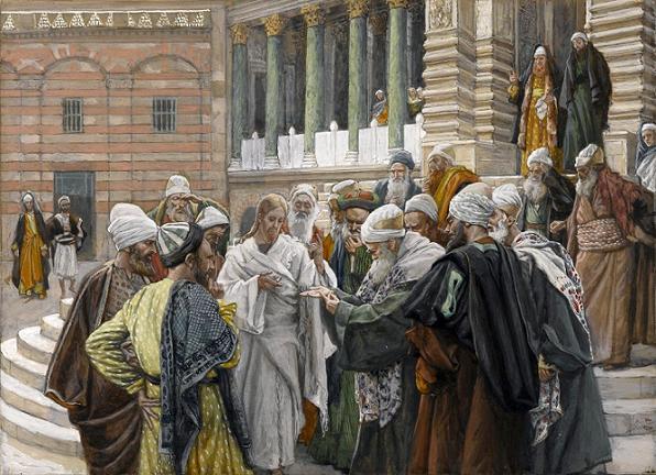 Богу Богово а кесарю кесарево