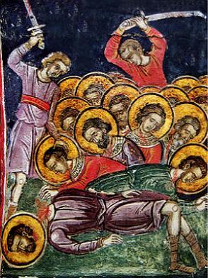 440 мучеников Италийских