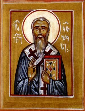 Святитель Иоанн IV Златоуст, католикос и первый патриарх всея Грузии