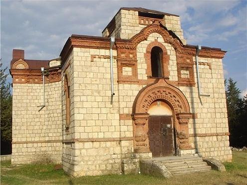 Церковь св. Серафима Саровского в Дедоплисцкаро