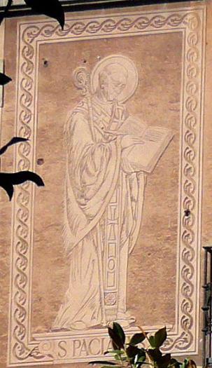 Святой Пакиан, епископ Барселонский