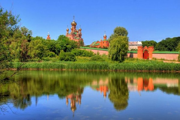 Киевский Свято-Покровский монастырь (Голосеевская пустынь)