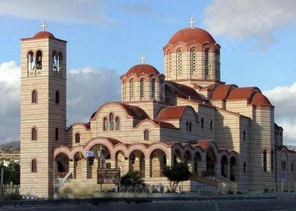 Церковь Святого Арсения Каппадокийского и Паисия Афонского в Лимассоле, Кипр