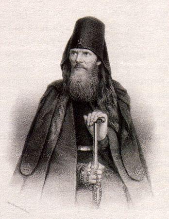 Преподобный Парфений (Краснопевцев) Киево-Печерский