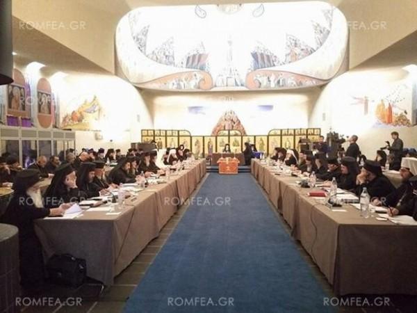 Собрание Предстоятелей Поместных Православных Церквей