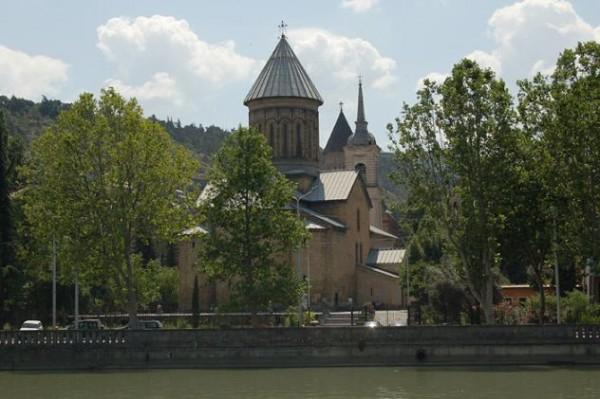 Тбилисский Сионский собор Успения Пресвятой Богородицы, Грузия