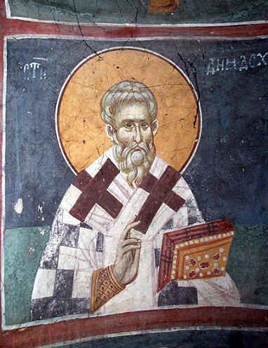 Блаженный Диадох Фотикийский, епископ Фотики Древнего Эпира