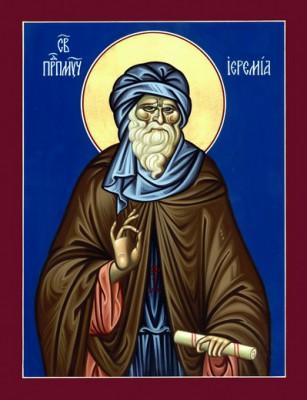прп Иеремия Раифский