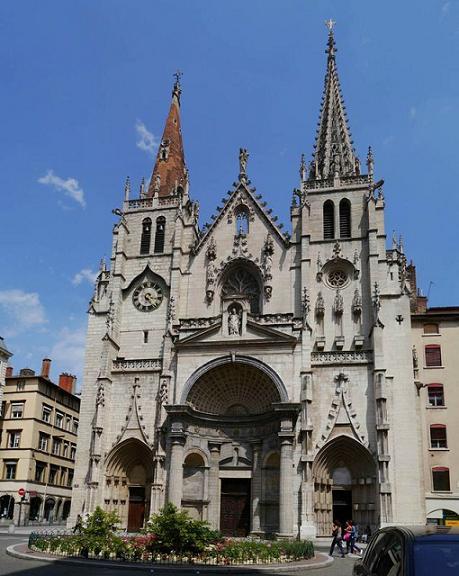 Лион. Церковь Св. Низье (Никиты)