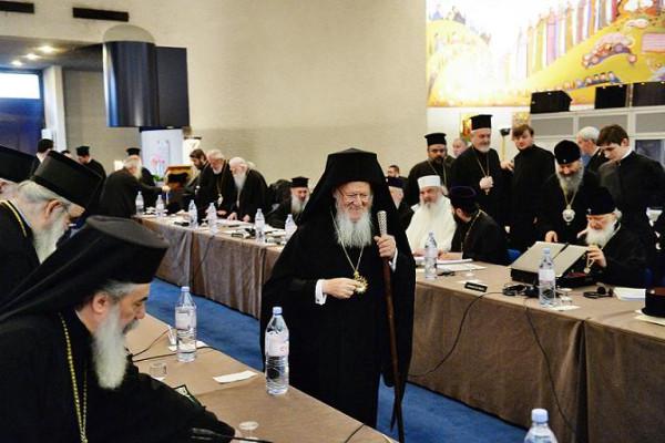 Собрание Предстоятелей Поместных Православных Церквей в Шамбези 22-27 января 2016 года 4