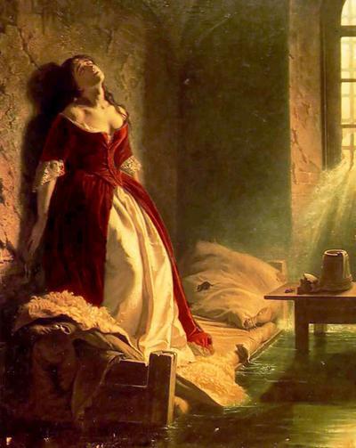206 лет со дня преставления монахини Досифеи (принцессы Августы Таракановы)...(ч.1)