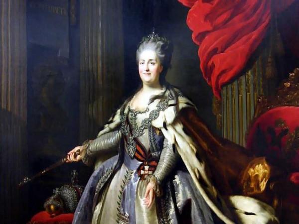 Императрица Екатерина II, Великая