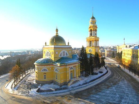 Христорождественский кафедральный собор, Рязань