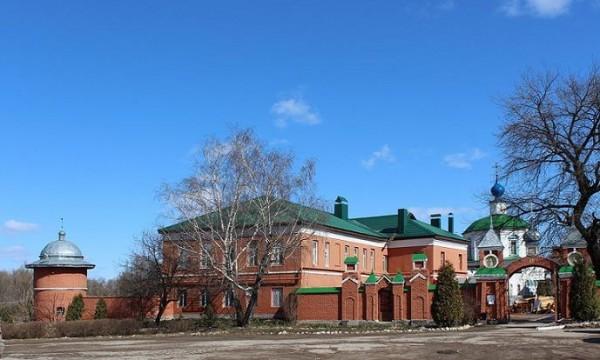 Троицкий мужской монастырь - Рязань
