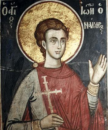 Мученик Иоанн Навклир