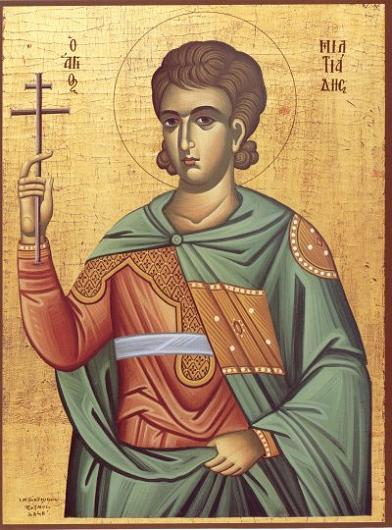 свт. Мильтиад (Мельхиад) папа римский