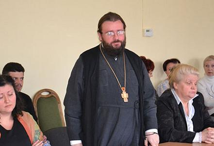 Заведующий кафедрой Ужгородской богословской академии покаялся в грехе раскола