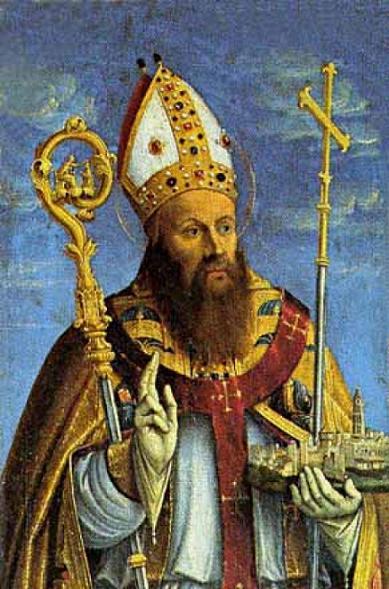 Священномученик Домний, епископ Салонский