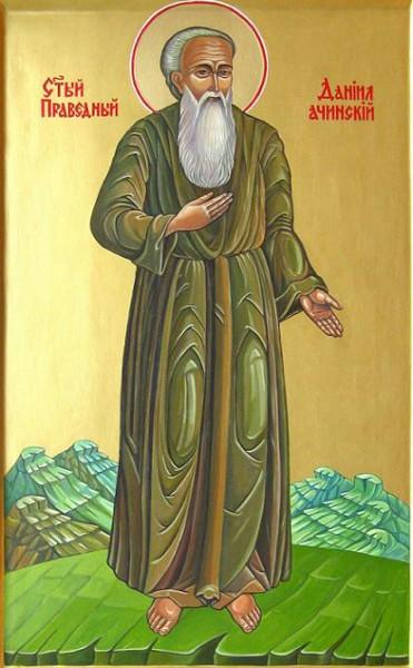 Праведный Даниил Ачинский