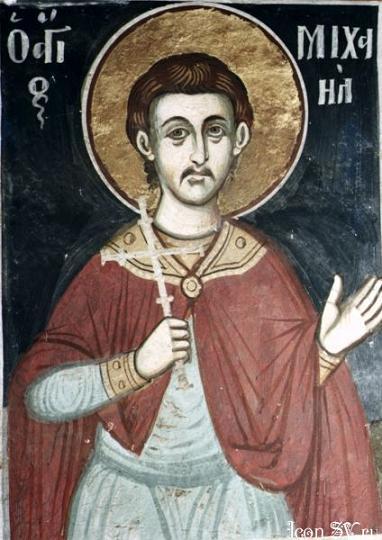 Святой Михаил Вурлиот, Смирнский