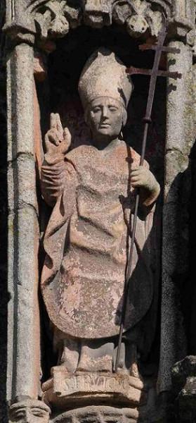 Святой Фруктуоз Брагский