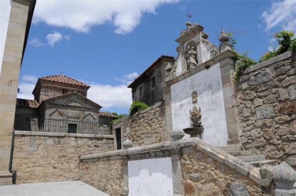 часовня св. Фруктуоза в Браге (9 .в.), Португалия