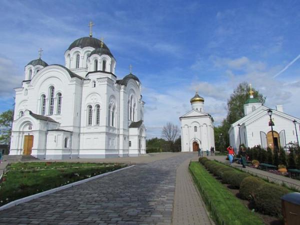 Спасо-Евфросиниевский женский монастырь, Полоцк, Беларусь