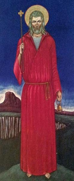 Преподобный Доннан Эйггский (Donnan)