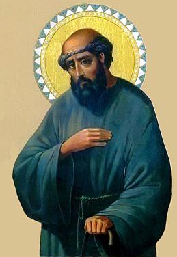 Преподобный Паисий (Яроцкий) , рясофорный инок Киево-Печерской Лавры, Христа ради юродивый