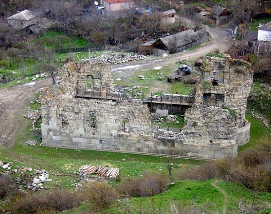 Собор Ацкурской Богоматери, Ацкури, Грузия