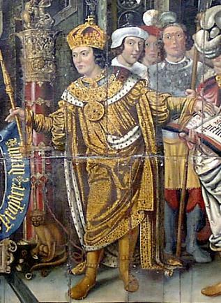 Кэдвалла — король Уэссекса