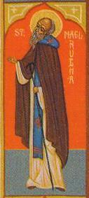 Преподобный Маэльруба Апур-Кроссанский (Maelrubha)