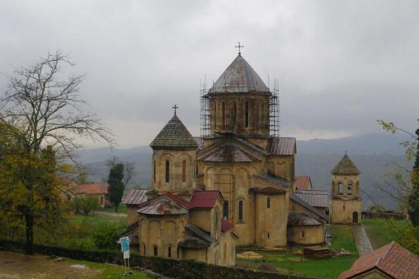 Монастырь Рождества Пресвятой Богородицы - Гелати - Имеретия - Грузия