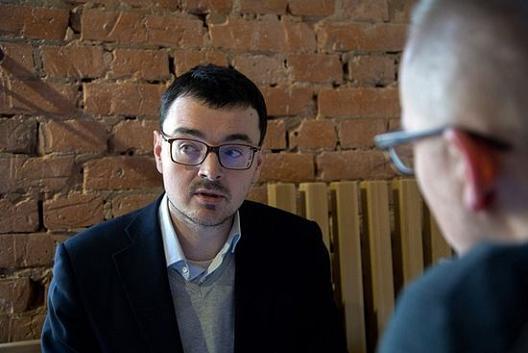 Афанасий Зоитакис. Фото Алексей Совертков