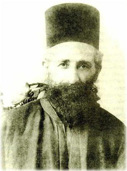 Старец Дамаскин Ставровунийский