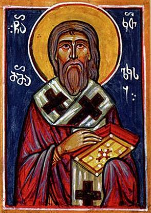 Святитель Мамай, католикос Мцхетский (Картлийский)