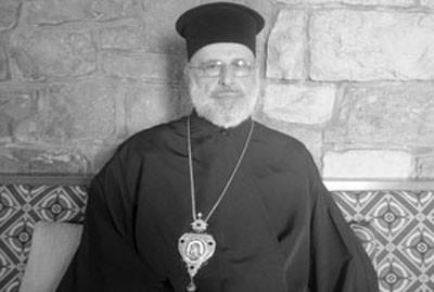 Лука аль-Хури, помощник Патриарха Антиохийской Церкви