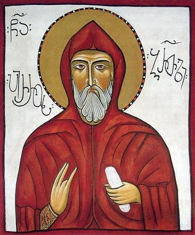 Преподобный Пирр Бретский
